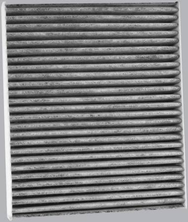 FilterHeads - AQ1247C Cabin Air Filter - Carbon Media, Absorbs Odors - Image 1