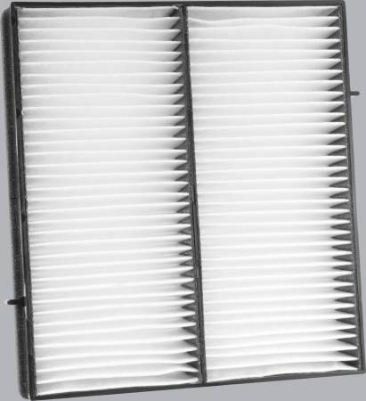 FilterHeads - AQ1019 Cabin Air Filter - Particulate Media, Absorbs Odors