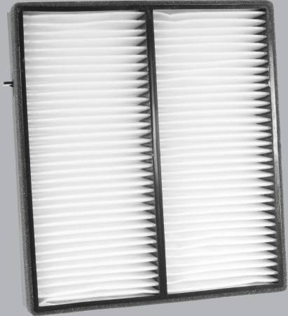 FilterHeads - AQ1019 Cabin Air Filter - Particulate Media, Absorbs Odors - Image 2