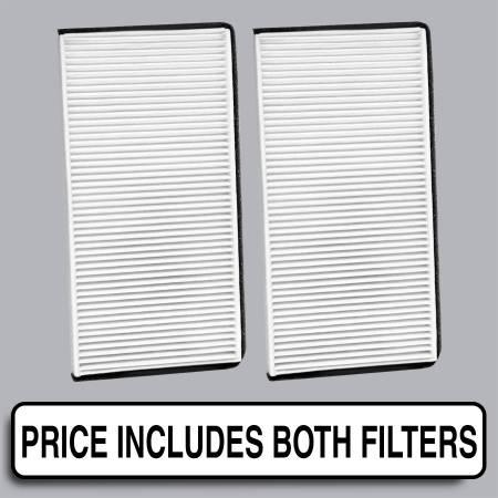Suzuki Grand Vitara - Suzuki Grand Vitara 2001 - FilterHeads - AQ1056 Cabin Air Filter - Particulate Media