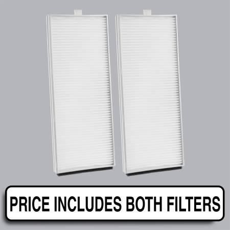 Hyundai Accent - Hyundai Accent 2005 - FilterHeads - AQ1069 Cabin Air Filter - Particulate Media