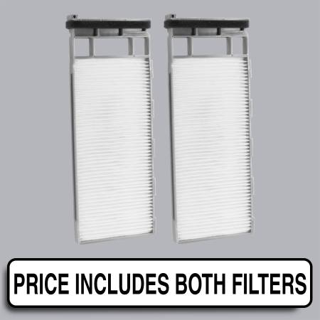 Nissan Altima - Nissan Altima 1998 - FilterHeads - AQ1094 Cabin Air Filter - Particulate Media