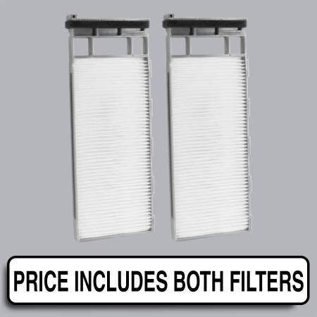 Infiniti QX4 - Infiniti QX4 1999 - FilterHeads - AQ1094 Cabin Air Filter - Particulate Media