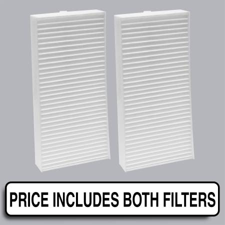 Nissan NV2500 - Nissan NV2500 2014 - FilterHeads - AQ1095 Cabin Air Filter - Particulate Media