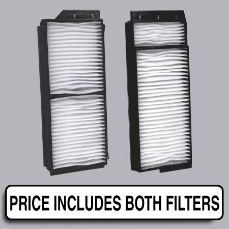 Mazda 3 - Mazda 3 2006 - FilterHeads - AQ1116 Cabin Air Filter - Particulate Media