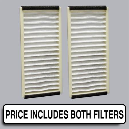Mazda RX-8 - Mazda RX-8 2008 - FilterHeads - AQ1122 Cabin Air Filter - Particulate Media