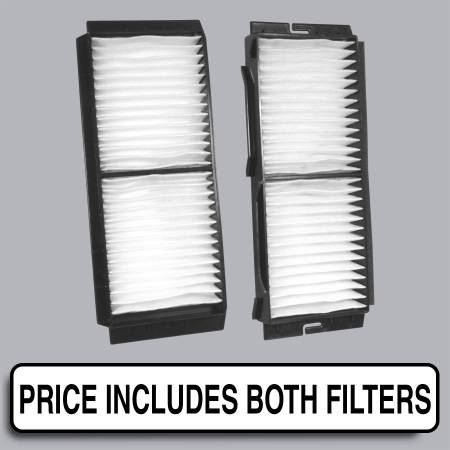 Mazda 3 - Mazda 3 2012 - FilterHeads - AQ1151 Cabin Air Filter - Particulate Media