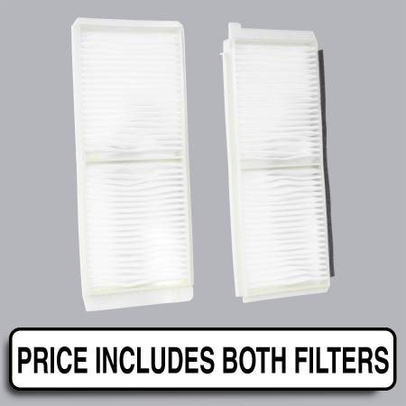 Mazda 2 - Mazda 2 2011 - FilterHeads - AQ1163 Cabin Air Filter - Particulate Media