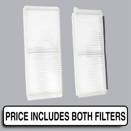 Mazda 2 - Mazda 2 2011 - FilterHeads - AQ1163 Cabin Air Filter - Particulate Media