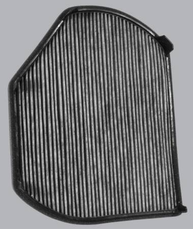 Mercedes-Benz C230 - Mercedes-Benz C230 2000 - FilterHeads - AQ1033C Cabin Air Filter - Carbon Media, Absorbs Odors