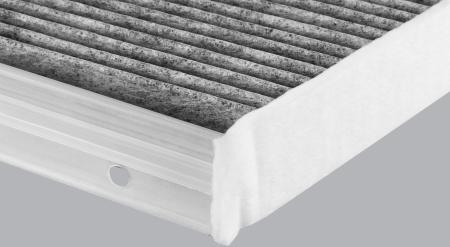 FilterHeads - AQ1245C Cabin Air Filter - Carbon Media, Absorbs Odors - Image 3