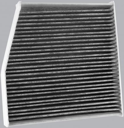 FilterHeads - AQ1245C Cabin Air Filter - Carbon Media, Absorbs Odors - Image 1
