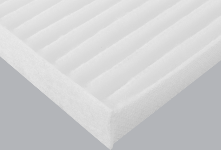 FilterHeads - AQ1234 Cabin Air Filter - Particulate Media - Image 2