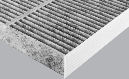 FilterHeads - AQ1216C Cabin Air Filter - Carbon Media, Absorbs Odors - Image 2