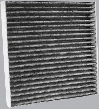 FilterHeads - AQ1235C Cabin Air Filter - Carbon Media, Absorbs Odors - Image 1