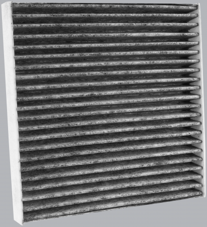 FilterHeads - AQ1235C Cabin Air Filter - Carbon Media, Absorbs Odors 3PK - Buy 2, Get 1 Free! - Image 2