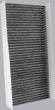 FilterHeads - AQ1237C Cabin Air Filter - Carbon Media, Absorbs Odors