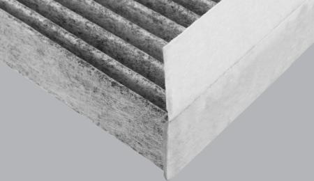 FilterHeads - AQ1237C Cabin Air Filter - Carbon Media, Absorbs Odors - Image 2