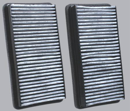FilterHeads - AQ1041C Cabin Air Filter - Carbon Media, Absorbs Odors - Image 2