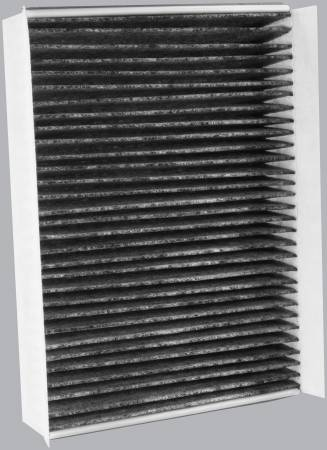 FilterHeads - AQ1043C Cabin Air Filter - Carbon Media, Absorbs Odors - Image 1