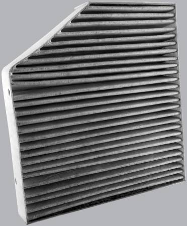 FilterHeads - AQ1275C Cabin Air Filter - Carbon Media, Absorbs Odors