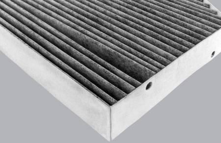 FilterHeads - AQ1275C Cabin Air Filter - Carbon Media, Absorbs Odors - Image 2