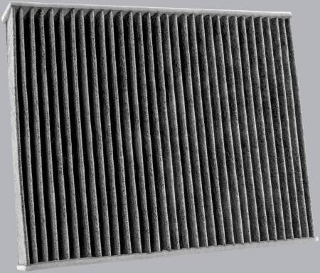 FilterHeads - AQ1259C Cabin Air Filter - Carbon Media, Absorbs Odors - Image 1