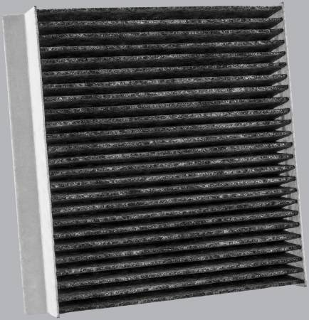 FilterHeads - AQ1263C Cabin Air Filter - Carbon Media, Absorbs Odors - Image 1