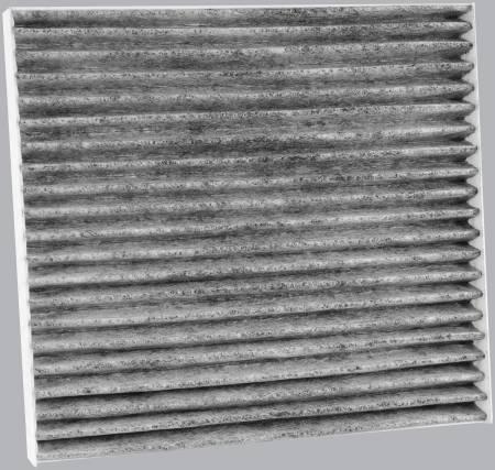 Toyota Matrix - Toyota Matrix 2008 - FilterHeads - AQ1044C Cabin Air Filter - Carbon Media, Absorbs Odors