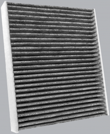 FilterHeads - AQ1262C Cabin Air Filter - Carbon Media, Absorbs Odors - Image 1