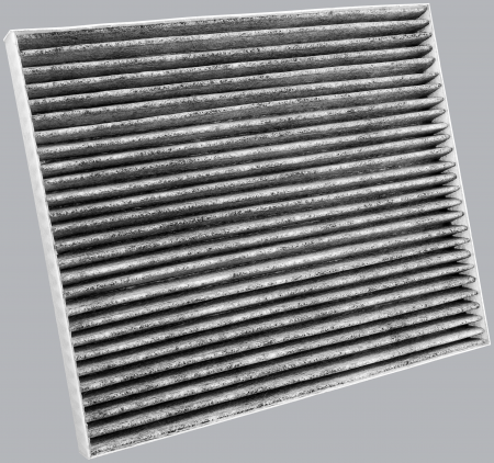 FilterHeads - AQ1276C Cabin Air Filter - Carbon Media, Absorbs Odors - Image 1