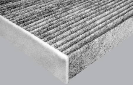 FilterHeads - AQ1277C Cabin Air Filter - Carbon Media, Absorbs Odors - Image 2