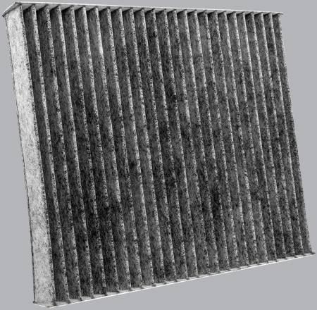 FilterHeads - AQ1220C Cabin Air Filter - Carbon Media, Absorbs Odors - Image 1