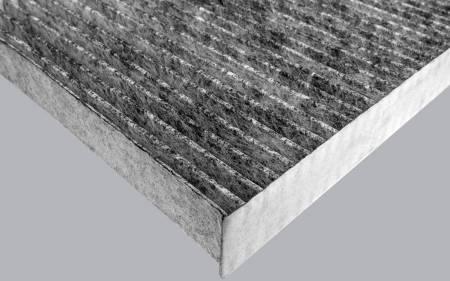 FilterHeads - AQ1220C Cabin Air Filter - Carbon Media, Absorbs Odors - Image 2
