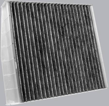 FilterHeads - AQ1281C Cabin Air Filter - Carbon Media, Absorbs Odors - Image 1