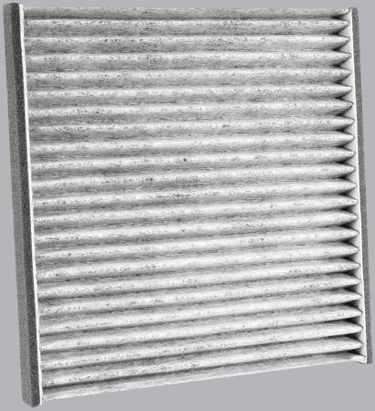 FilterHeads - AQ1048C Cabin Air Filter - Carbon Media, Absorbs Odors - Image 1
