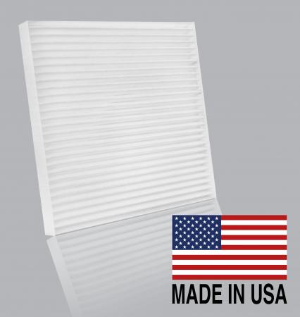 FilterHeads - AQ1264 Cabin Air Filter - Particulate Media - Image 1