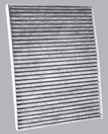FilterHeads - AQ1049 Cabin Air Filter - Carbon Media, Absorbs Odors - Image 2