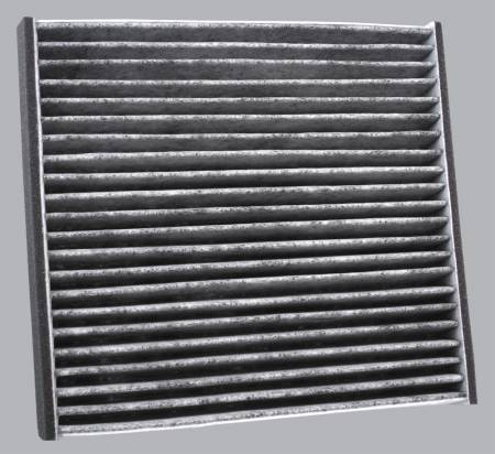 FilterHeads - AQ1050 Cabin Air Filter - Carbon Media, Absorbs Odors - Image 1