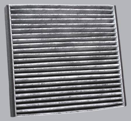 FilterHeads - AQ1050 Cabin Air Filter - Carbon Media, Absorbs Odors - Image 2