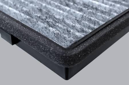 FilterHeads.com - AQ1055C Cabin Air Filter - Carbon Media, Absorbs Odors - Image 5