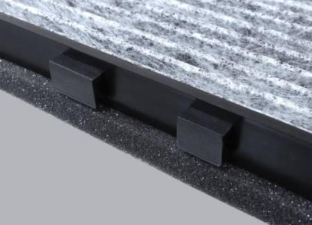 FilterHeads.com - AQ1055C Cabin Air Filter - Carbon Media, Absorbs Odors - Image 6