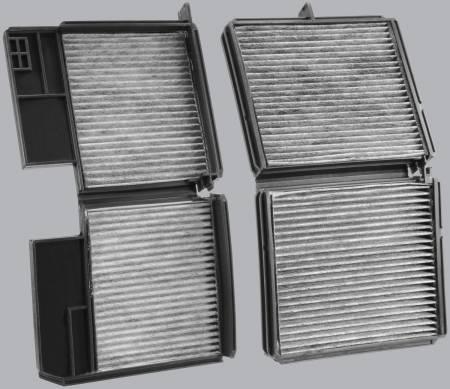 Lexus ES300 - Lexus ES300 1997 - FilterHeads - AQ1061 Cabin Air Filter - Carbon Media, Absorbs Odors