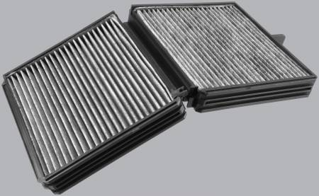FilterHeads - AQ1061 Cabin Air Filter - Carbon Media, Absorbs Odors - Image 6