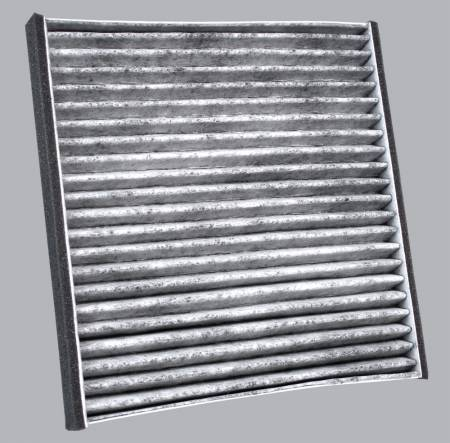 FilterHeads - AQ1064 Cabin Air Filter - Carbon Media, Absorbs Odors - Image 2