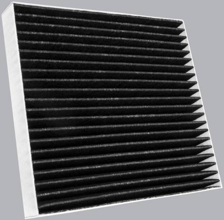 FilterHeads - AQ1279C Cabin Air Filter - Carbon Media, Absorbs Odors - Image 2