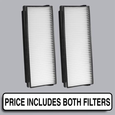 AQ1222 Cabin Air Filter - Particulate Media - Image 1