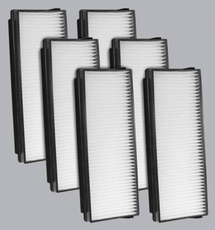 AQ1222 Cabin Air Filter - Particulate Media 3PK - Buy 2, Get 1 Free!
