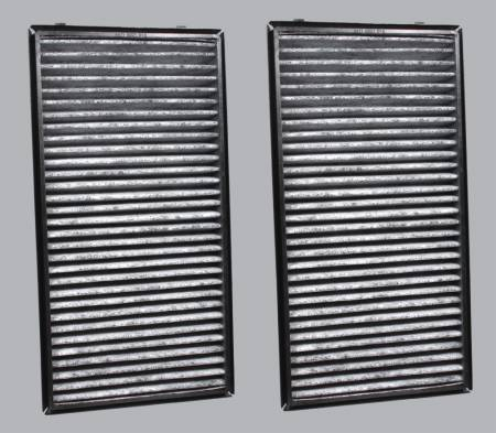FilterHeads - AQ1066C Cabin Air Filter - Carbon Media, Absorbs Odors - Image 3