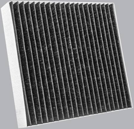 FilterHeads - AQ1278C-B Cabin Air Filter - Carbon Media, Absorbs Odors 3PK - Buy 2, Get 1 Free! - Image 2